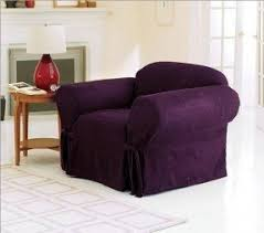 Purple Armchair Covers For Armchairs Foter