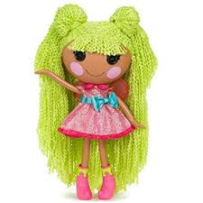 lalaloopsy loopy hair lalaloopsy loopy hair pix e flutters doll toys