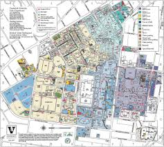 Maps Tennessee by Vanderbilt Map Vanderbilt Parking Map Tennessee Usa