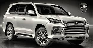 lexus lx 450 hp larte design lexus lx sketches released