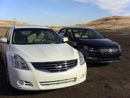nissan altima quality issues 2012 volkswagen passat tdi vs nissan altima 0 60 mph mashup drive