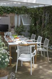 Salon Jardin En Palette by Best 25 Table De Jardin Grosfillex Ideas Only On Pinterest
