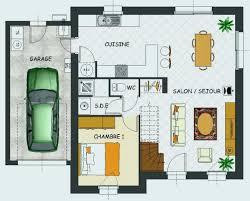 plan maison plain pied gratuit 4 chambres plan maison plain pied gratuit unique plan maison plain pied 4