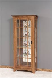 Wooden Wall Display Cabinets Kitchen Display Cabinet With Glass Doors Replacement Kitchen