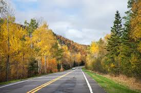 Wisconsin Fall Color Map the best locations for fall colors in minnesota