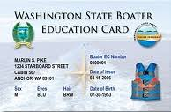 mandatory boater education washington state parks and recreation