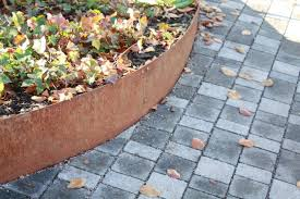 Landscape Edging Metal by Corten Steel In Landscape Architecture Is Becoming A Garden Trend