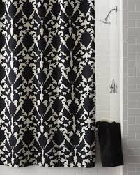 Masculine Shower Curtains Best Of Gray And Black Shower Curtains And Gray And Black Shower
