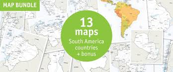 buy 13 vector maps south america countries sale 70 off