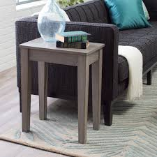 End Table Charging Station by Boomer U0026 George Newport Ii Pet Crate End Table Hayneedle
