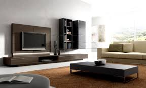 Design Of Tv Cabinet In Living Room Use Of Grey In The Living Room To Complement The Trendy Wall Unit