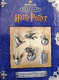 hallmark keepsake ornament harry potter hogwarts charm