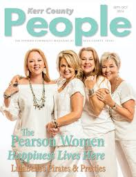 kerr county people magazine sept oct 2016 by showcase creations