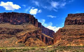 Big Bend National Park Map Big Bend National Park National Park In Texas Thousand Wonders