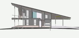 House Design Companies Nz Http Www Spacecraftarchitects Co Nz Wedgie Mono Pitched Roof