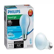 light bulbs most like natural light philips 226993 72 watt a19 halogen light bulb natural light