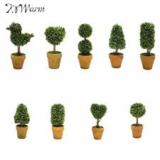 get cheap crafting mini trees aliexpress alibaba