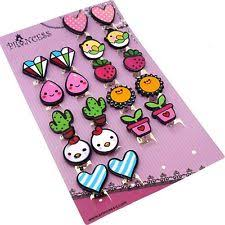 kids clip on earrings clip on rubber fashion earrings ebay