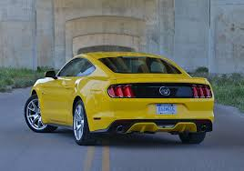 mustang 50th anniversary edition 2015 ford mustang gt 50th anniversary edition review test drive