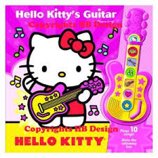 kitty kitty u0027s guitar