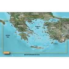 Aegean Sea Map Garmin Bluechart G2 Vision Hd Veu015r Aegean Sea U0026 Sea Of