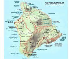 Map Hawaii Maps Of Big Island Detailed Map Of Big Island In English