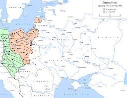 soviets begin their assault on germany u0027s eastern frontier world