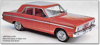 dodge dart plymouth 1966 chrysler corporation cars