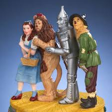 of oz characters musical figurine san francisco box co