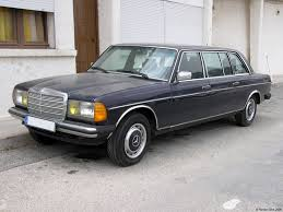 mercedes 250s driven daily mercedes 250 limousine ran when parked