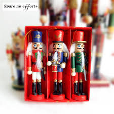 nutcracker ornaments popular wooden nutcracker ornaments buy cheap wooden nutcracker
