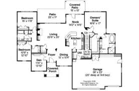 Luxury Ranch Floor Plans by 20 Surprisingly Mountain Craftsman Home Plans House Plans 55250