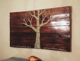 distressed wood artwork wall wood at home and interior design ideas