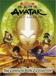 amazon com avatar the last airbender the complete book two