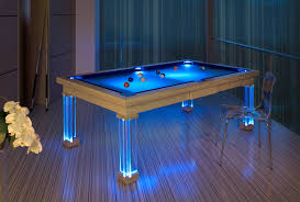 Dining Table And Pool Combination by Billiard Tables Factory