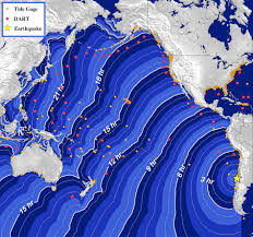 Oregon Tsunami Map by Tsunami Hits Hawaii With Three Foot Waves