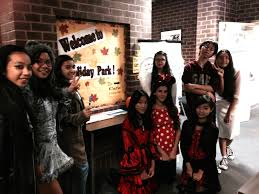 parks and rec halloween holiday park senior center halloween event asian american lead