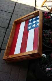Pallet American Flag Cool Pallet Projects For Crazy Wood Workers 101 Pallet Ideas