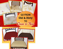 amazon com 6 covers dining room chair covers ez chair covers