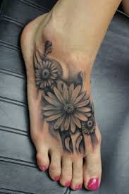 letter tattoo cover up best 25 flower foot tattoos ideas that you will like on pinterest