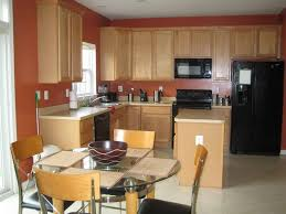 kitchen painting ideas with oak cabinets warm kitchen paint colors radionigerialagos