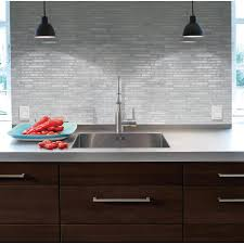 backsplashes countertops the home depot bellagio marmo peel and