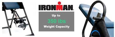 ironman gravity 4000 inversion table ironman gravity inversion tables learn more my body my mind