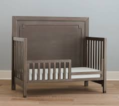Bed Rails For Convertible Cribs by Dwellstudio Beckett Convertible Crib In Weathered Grey