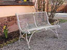 garden bench arras 2 or 3 seater von replicata depth 58 cm