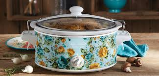 crock pot sales for black friday hamilton beach launches pioneer woman slow cookers homeworld