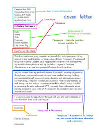 basic cover letter breakdown this is the format we were taught