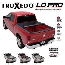 Ford Ranger Truck Bed Accessories - 547101 truxedo lo pro qt tonneau cover ford ranger flareside bed