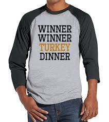 thanksgiving tshirt winner winner turkey dinner thanksgiving shirt