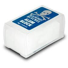 buy alum block the bluebeards alum block 75g the bluebeards